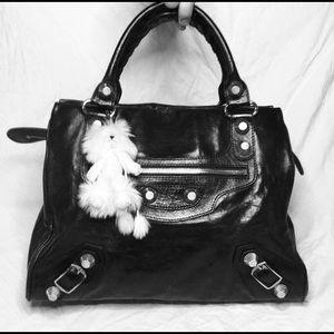 Balenciaga Leather Giant 21 Midday Bag